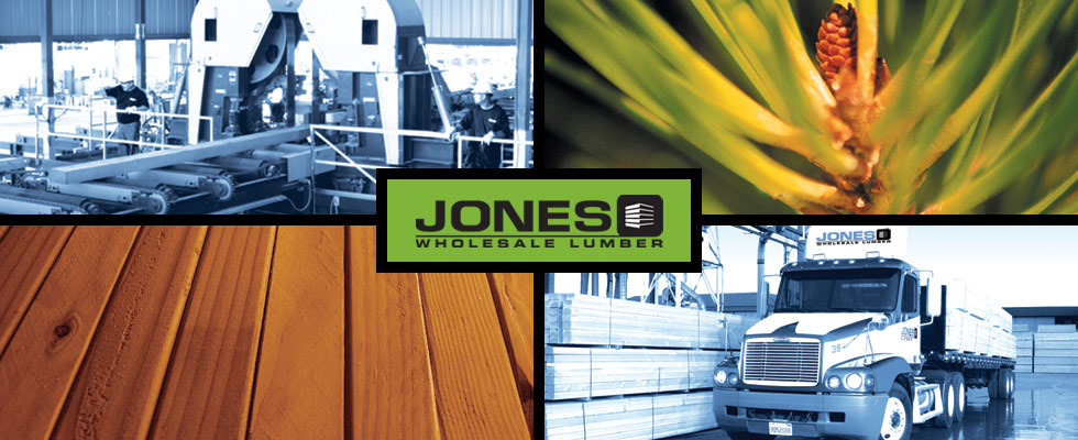 Jones Wholesale Lumber